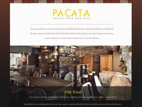 PACATA Thai restaurant