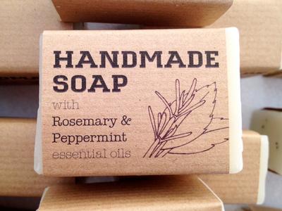 Soap Labels