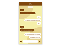 Dailyui013 - Message