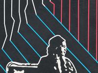 Black Liberation Mural - Detail 1