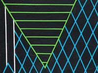 Black Liberation Mural - Detail 3 - Crisp lines 3