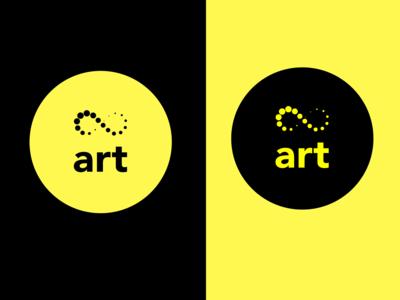 Infinity Art logo!