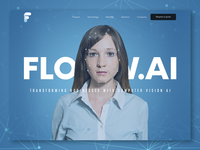 flow AI - Webtemplate header