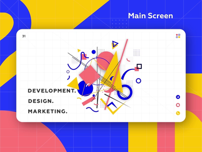 31 —Main Screen