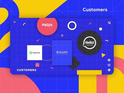31 — Customers Screen