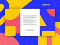 31 — Footer Screen