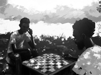 Checkers - A Value Study