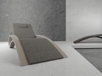 Organic ChaiseLounge - Furniture Design