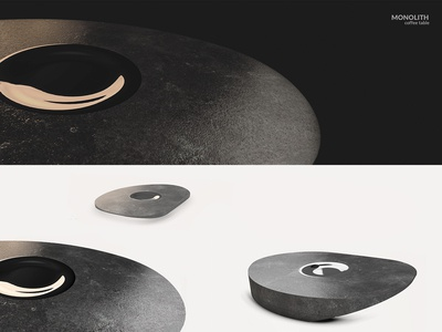 Monolith - Coffee Table