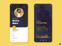 Music App Conceptual Design