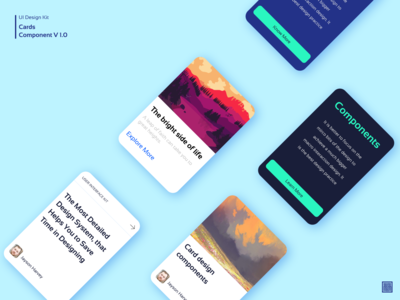 Card UI Design