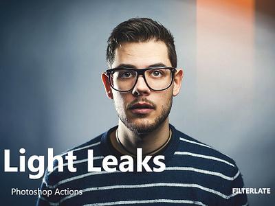 Light Leaks 'NEW facebook snapchat instagram filterlate premium photography photographer unsplash photoshop action actions filter photo photoshop lightleaks leaks light
