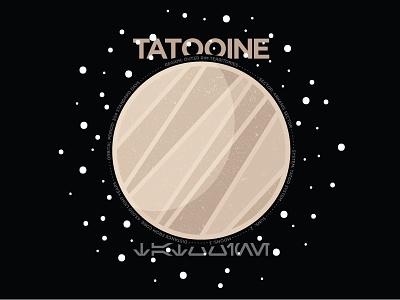Tatooine space star wars planet tatooine