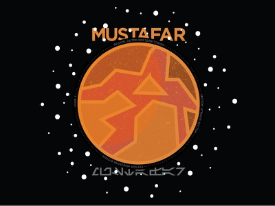Mustafar space planet mustafar star wars