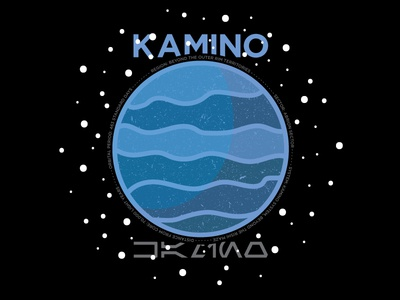 Kamino space kamino planet star wars