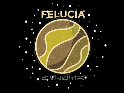 Felucia space felucia planet star wars
