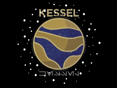 Kessel space kessel planet star wars