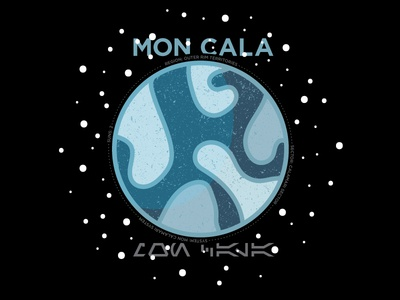 Mon Cala space mon cala planet star wars