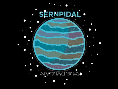 Sernpidal space sernpidal planet star wars
