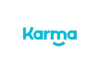 Karma Brand Identity illustrator logotype brand identity brand identity logo logodesign logo design branding design branding