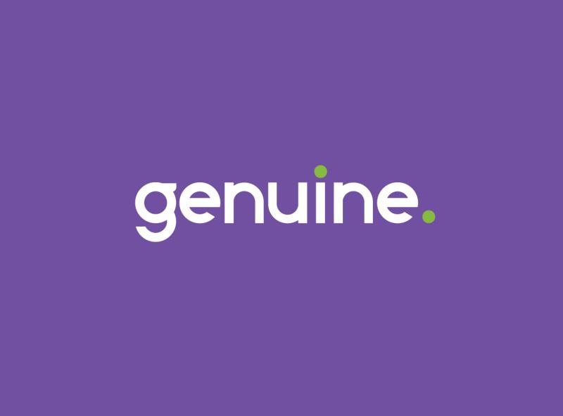 Genuine Brand Identity brand design brand identity logos logotype identity brand logodesign logo branding design branding
