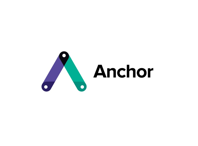 Anchor Brand Identity location logotype brand design brand identity logodesign brand identity logo design logo branding