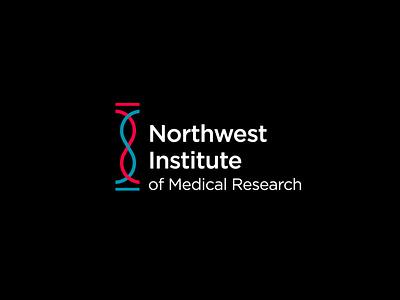 Northwest Institute Brand Identity brand identity brand design logos identity brand logo logodesign branding design medical design medical logo medical branding