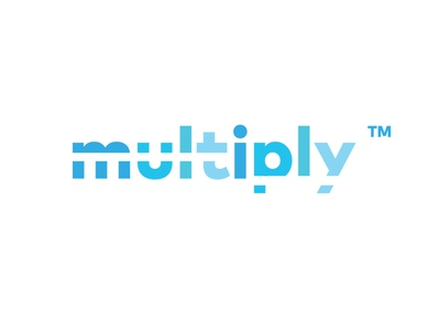 Multiply Brand Identity logotype logo corporate brand design logos identity logo design logodesign branding design branding