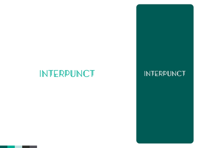 Interpunct | Logo and Branding