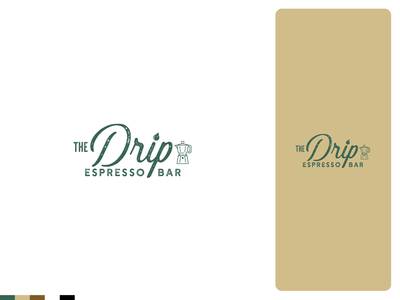 The Drip | Branding and Logo