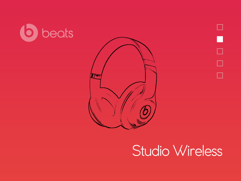 Beats Studio Wireless beats earphone draft