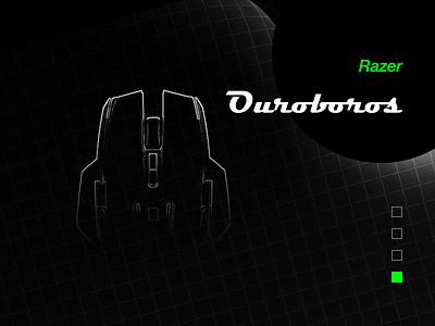 Razer Ouroboros ouroboros razer mouse logitech draft