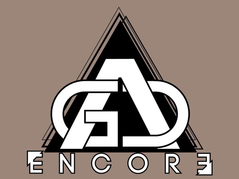GADENCORE Logo typography logo design brand identity brand design brand branding logo vector illustrator