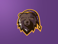 Slumber Mascot Logo