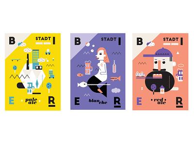 Bier beer LABEL etiquette bier illustration design label beer