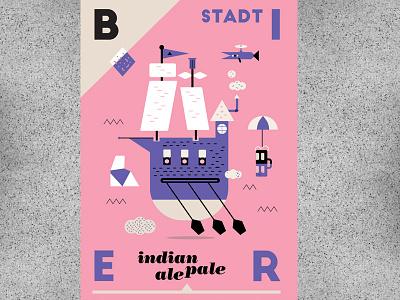 Stadtbier IPA etikette etiquette label bier beer spa