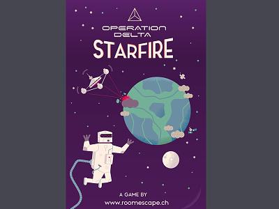 Starfire Poster3b Drib3 ja starfire