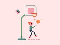 Client Stuff Basket