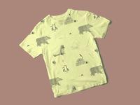 Shirt Design Mockup2 Dribb