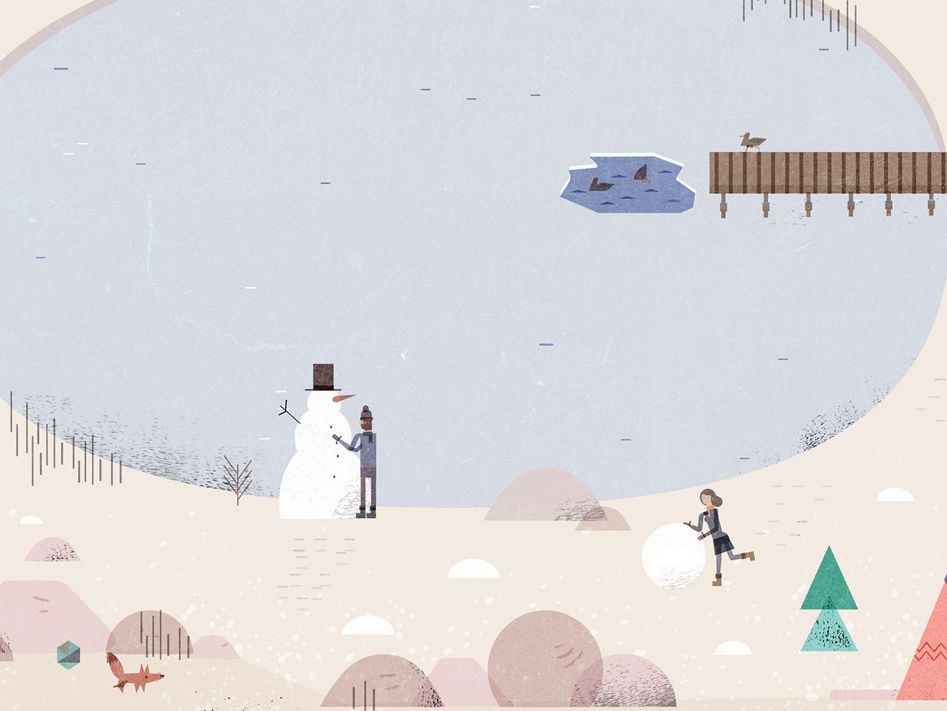 Snowmen High