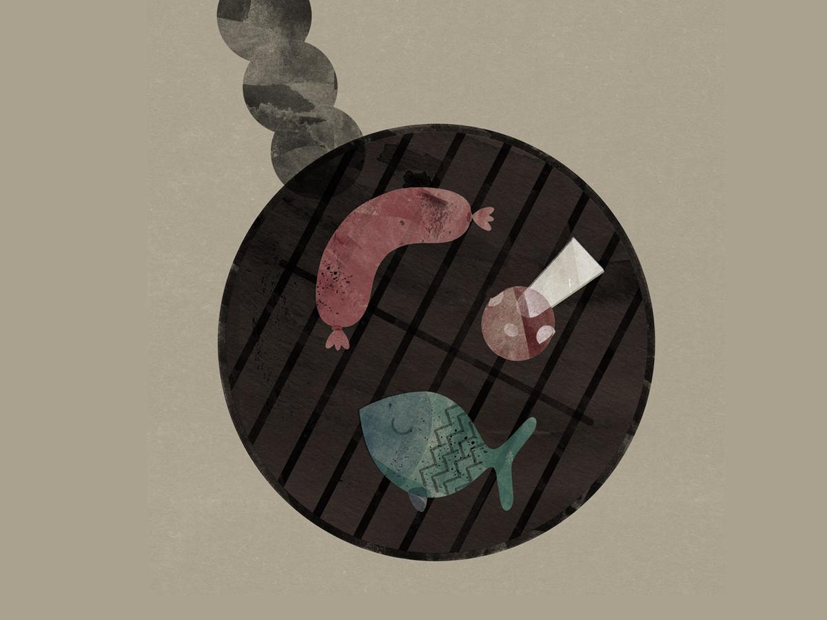 Fisch grill