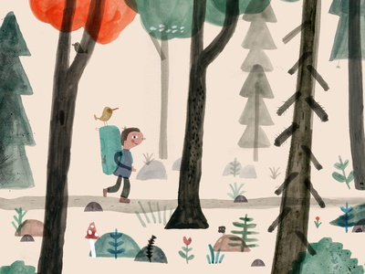 der rat bild temp wald outdoor forest illustrations illustration wood wald