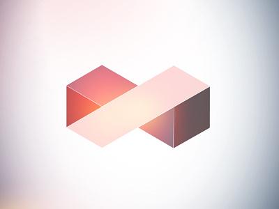 Geometry geometry square logo