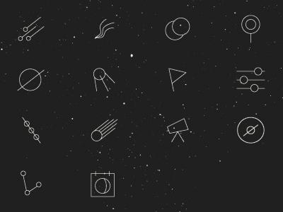 Astrolabe icons