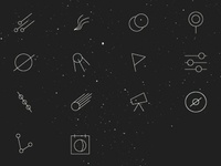 Astrolabe Icons