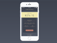 Daily UI Challenge #002 - Check Out