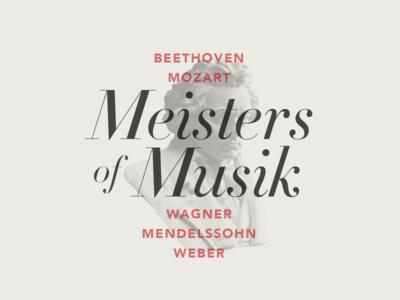 Meisters of Musik
