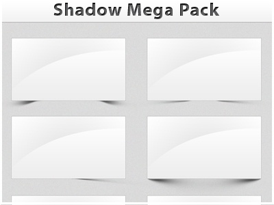 Shadow Mega Pack Freebie shadow realistic freebie mega pack cool