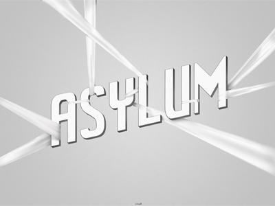 Asylum Wallpaper