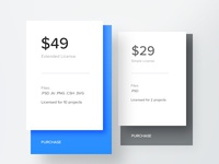Day040   pricing table